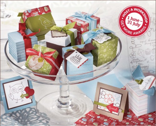Hostess Promotion Picture