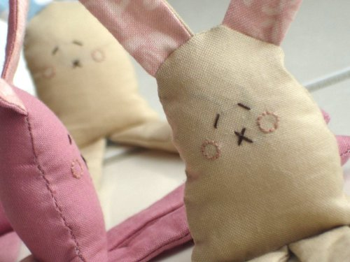 Bean Bag Bunnies 10